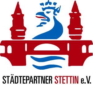 Logo Städtepartner Stettin e.V.
