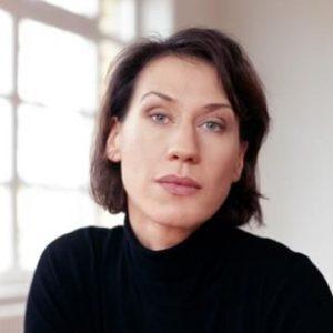 Auf das Bild sieht man die deutsche Schauspielerin Kathleen Gallego-Zapata